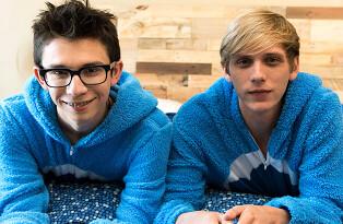 Cameron Hilander & Kyle Rhodes